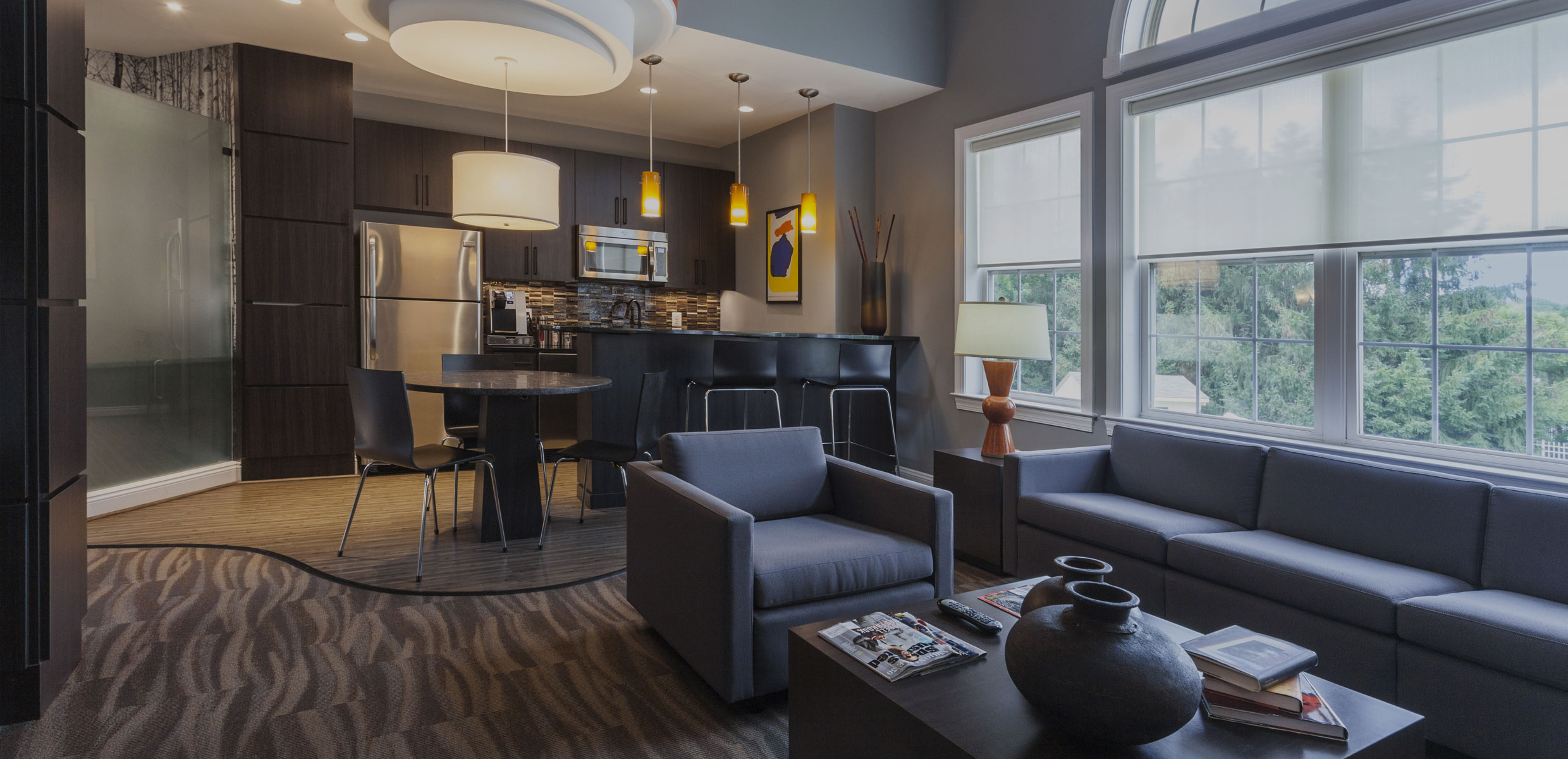 Walnut Crossing Apartments Clubhouse